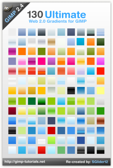 130-UltimateWeb20-Gradients-for-Gimp